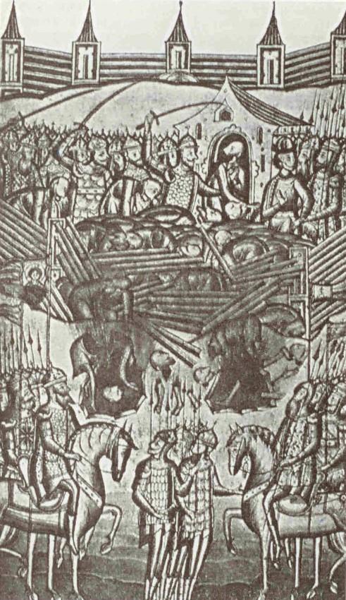 осада владимира 1238