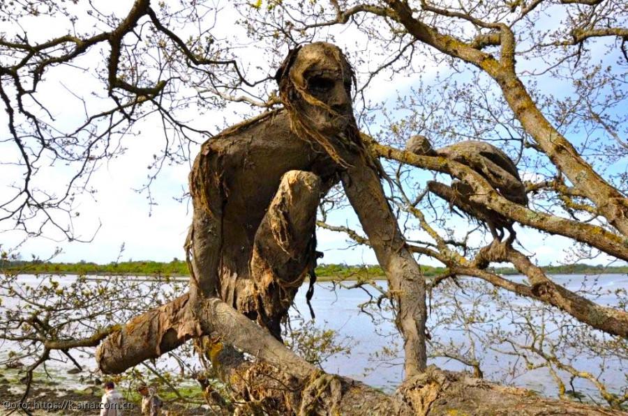 болотные люди