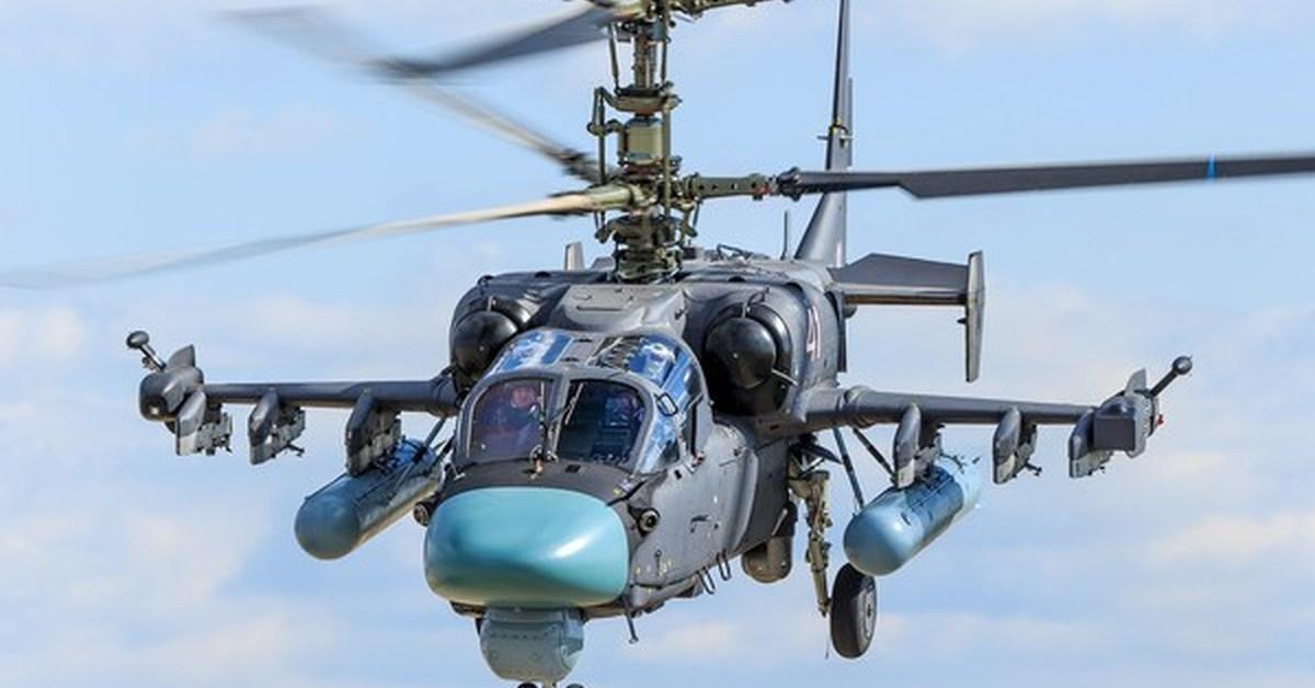 самый большой вертолет в россии