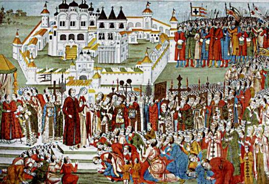 земский собор при михаиле романове