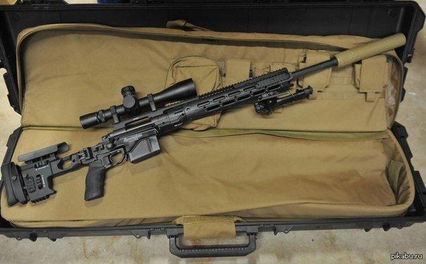 крупнокалиберные винтовки