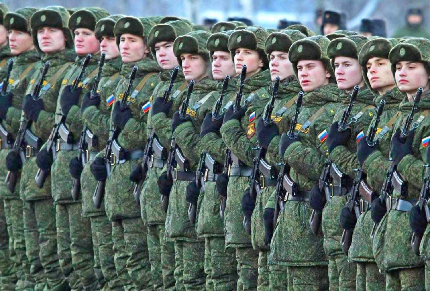 служба в армии сколько лет