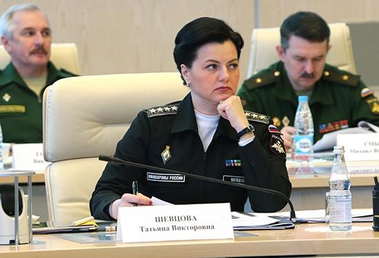 шевцова татьяна викторовна генерал