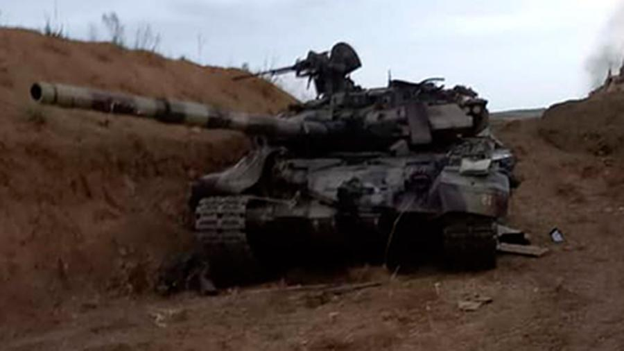 артиллерия армении