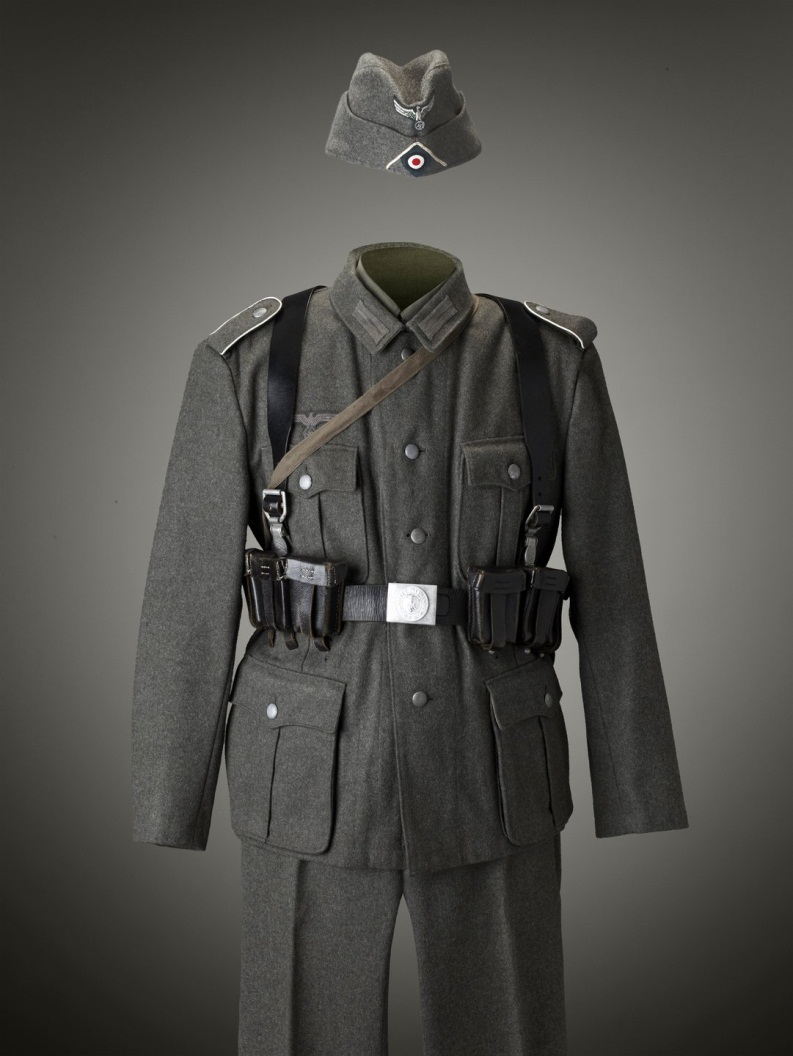 форма гестапо