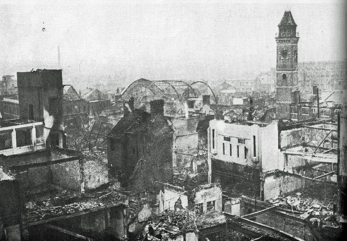 сколько умерло во второй мировой войне
