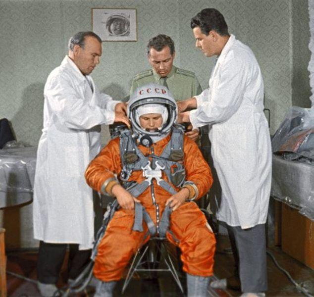валентина терешкова полет в космос