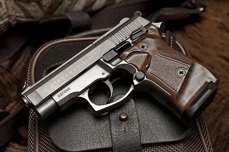 стример пистолет