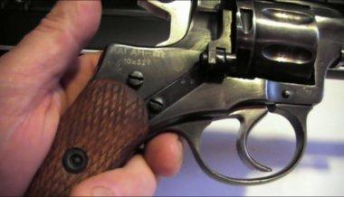 чешский травматический пистолет