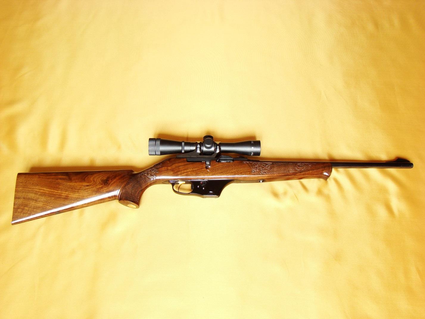 нарезное охотничье оружие российского производства