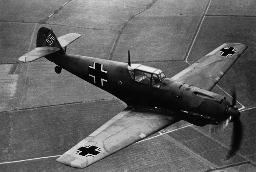 немецкие самолеты второй мировой