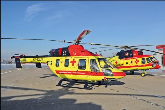 вертолет ансат википедия