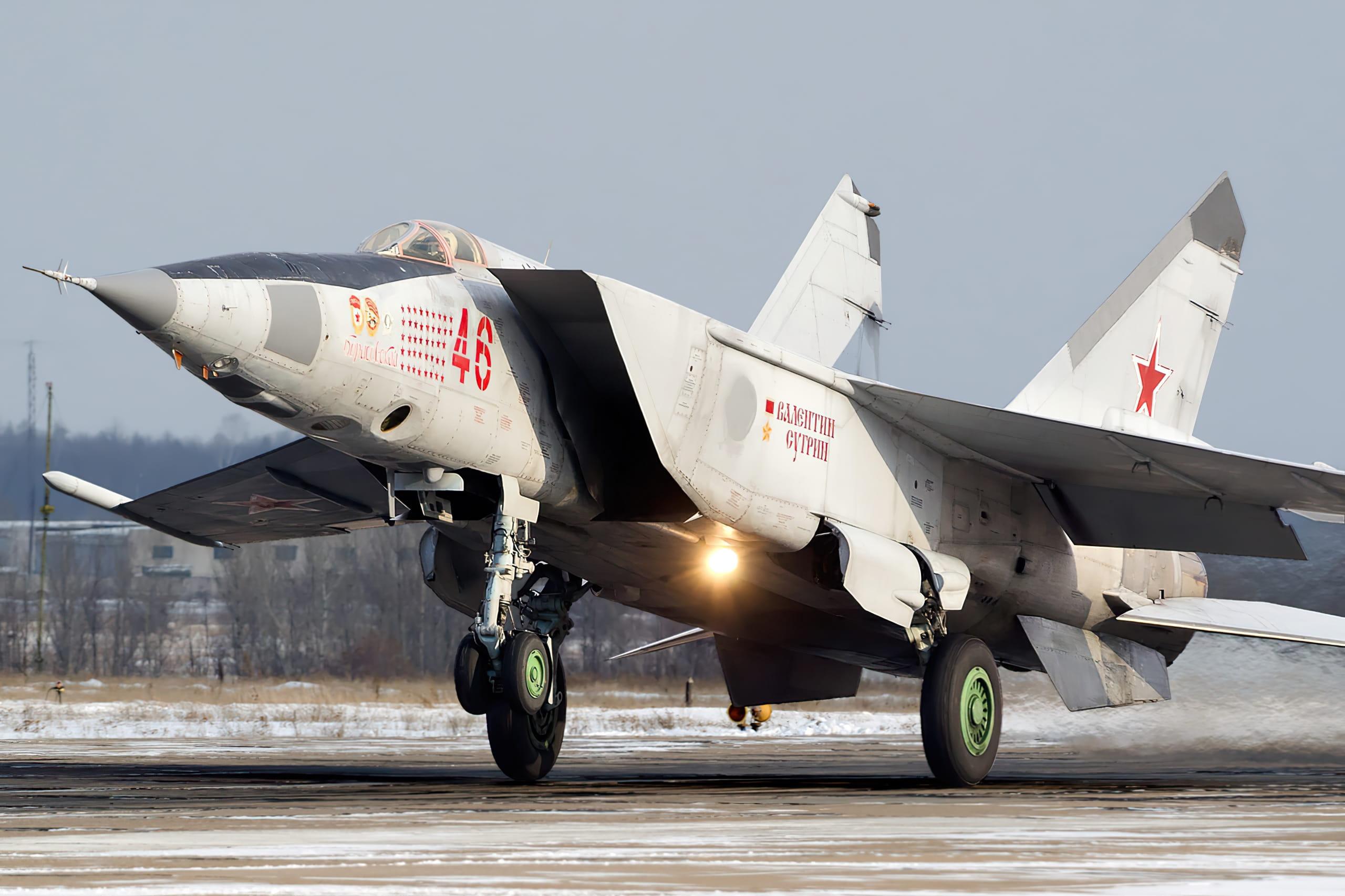истребители на вооружении россии