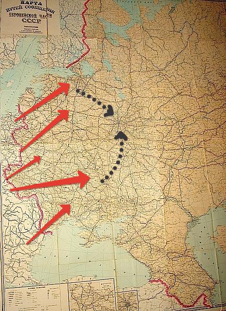 в каком году германия напала на ссср
