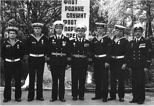 спецназ вмф россии