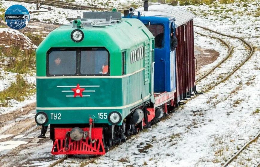 ширина железной дороги