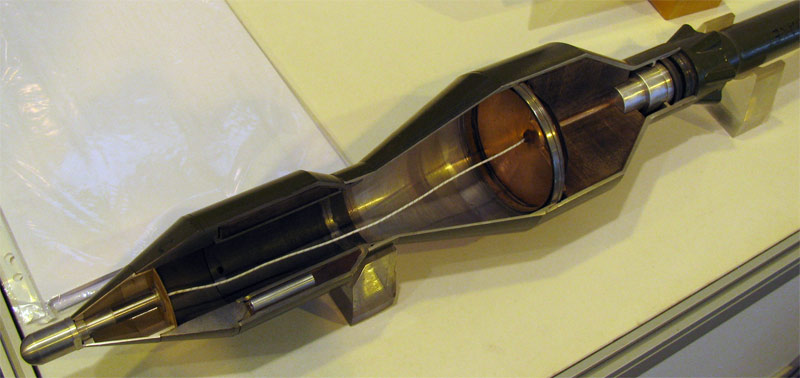 револьверный гранатомет