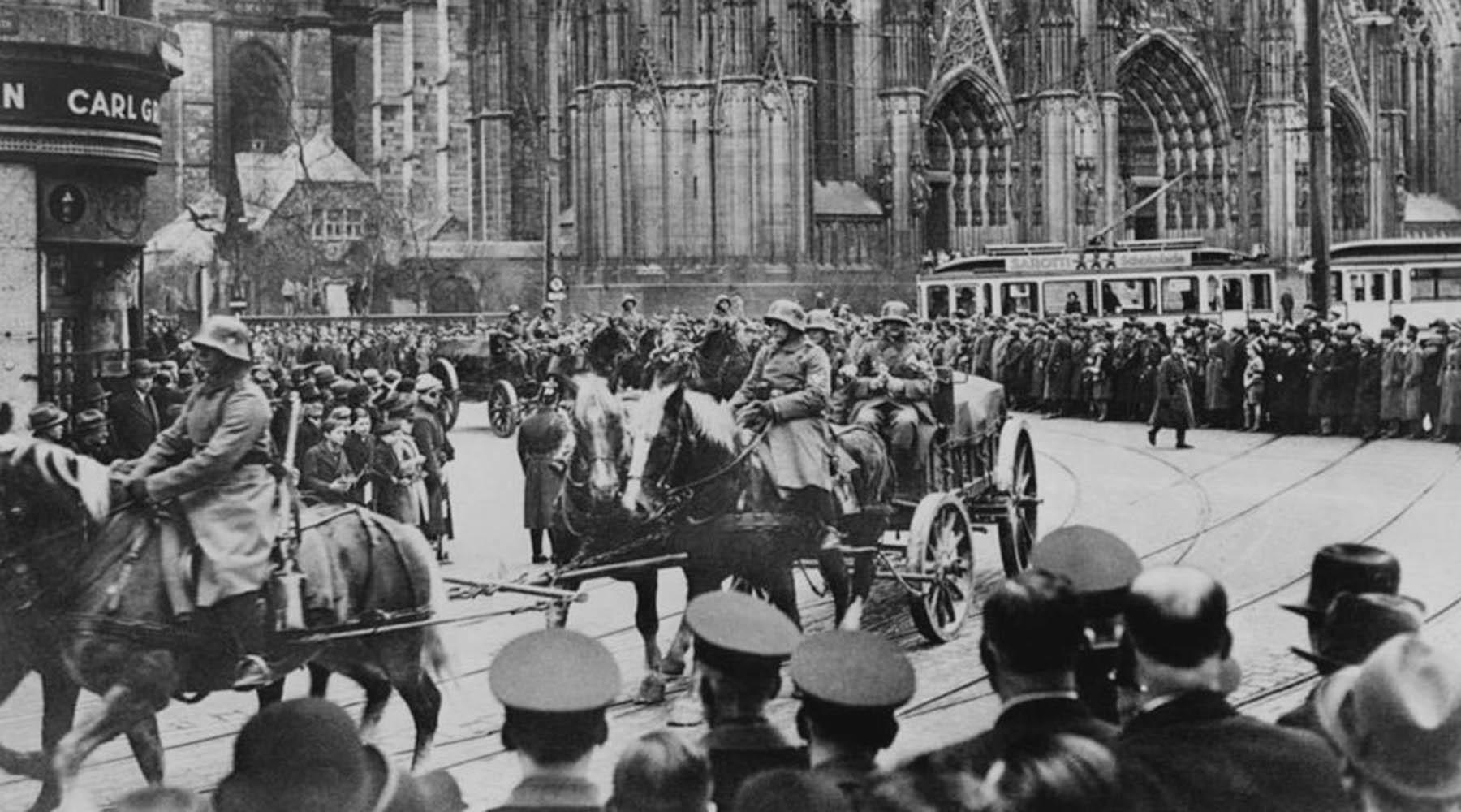 освобождение парижа в 1944 году