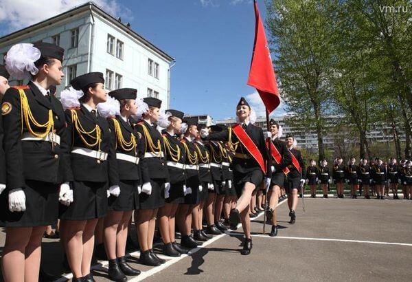 военные университеты в москве