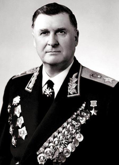 генерал соколовский