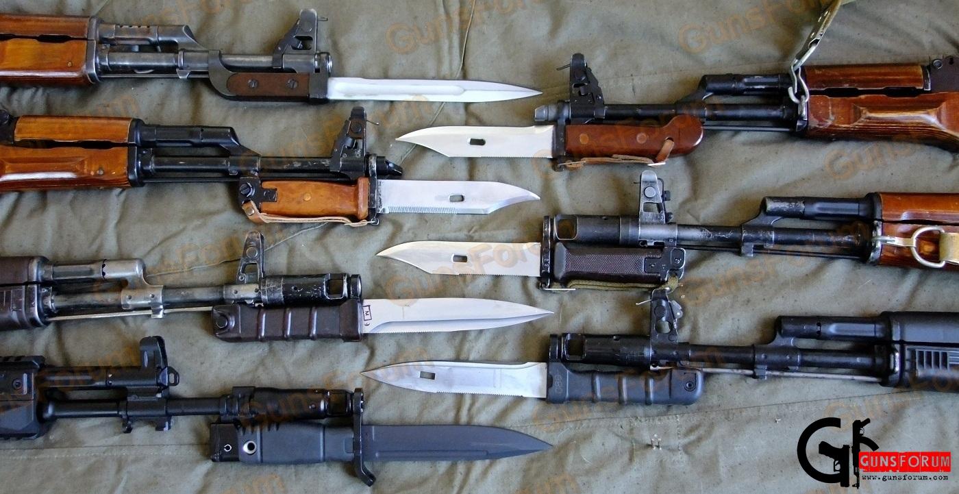 штык нож ак 47