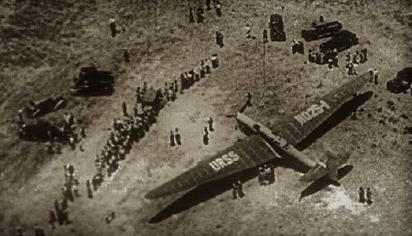 самолет чкалова