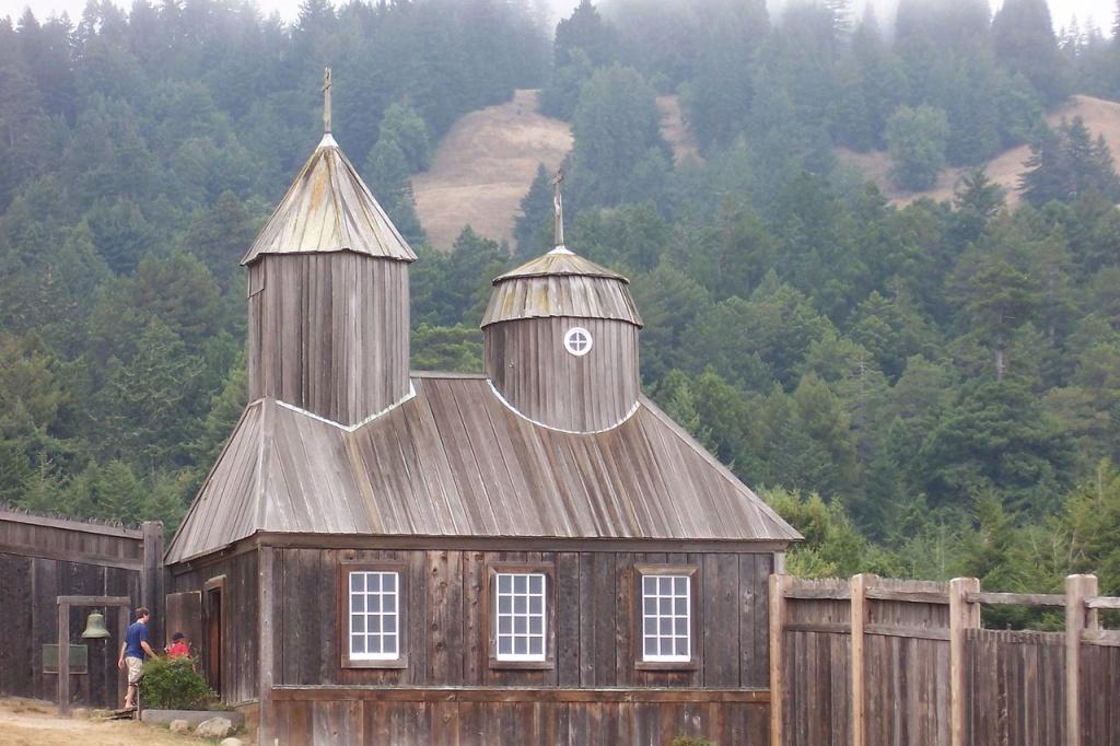 форт росс калифорния