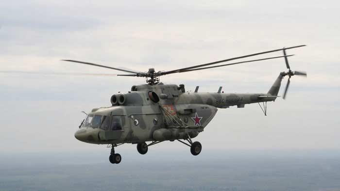 самый большой вертолет