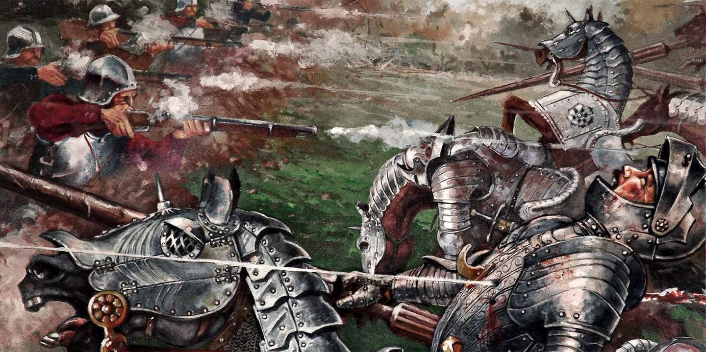 как выглядит французский рыцарь 14 века