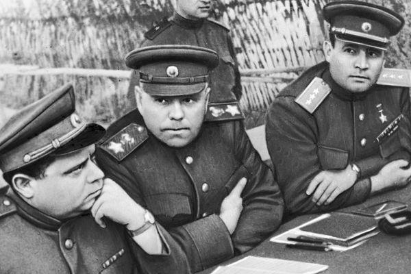 черняховский иван данилович биография кратко