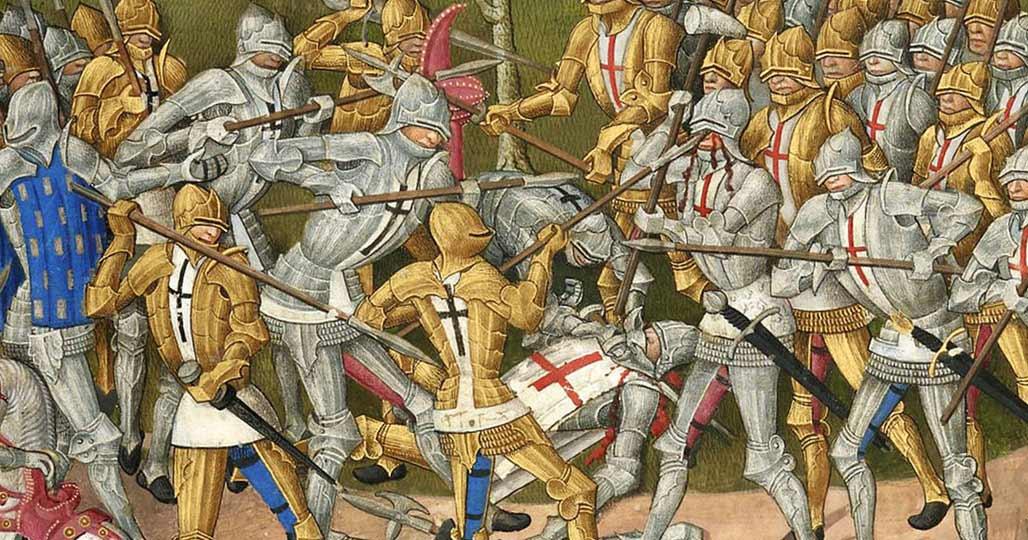 как жили рыцари в средневековье