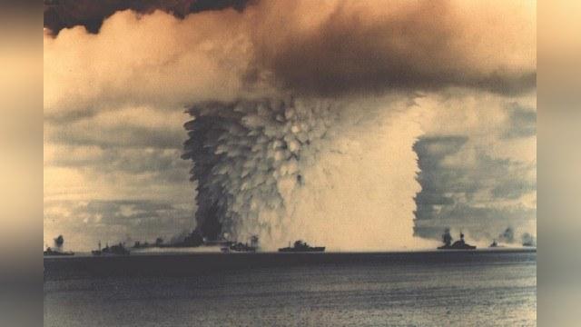 испытание первой советской атомной бомбы