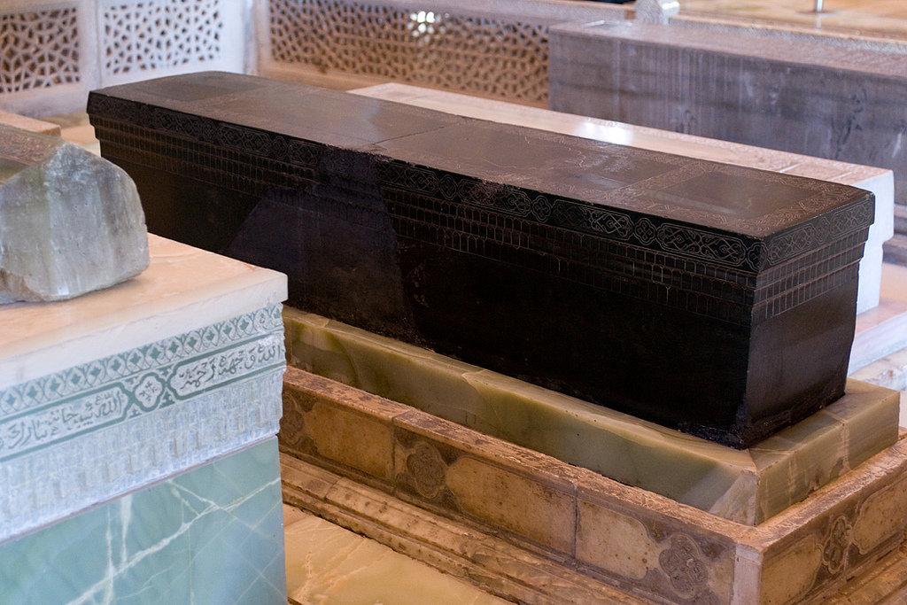 вскрытие гробницы тамерлана