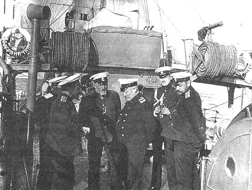 адмирал эссен корабль