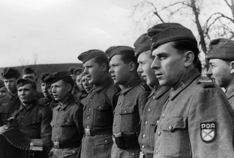 освобождение праги 1945