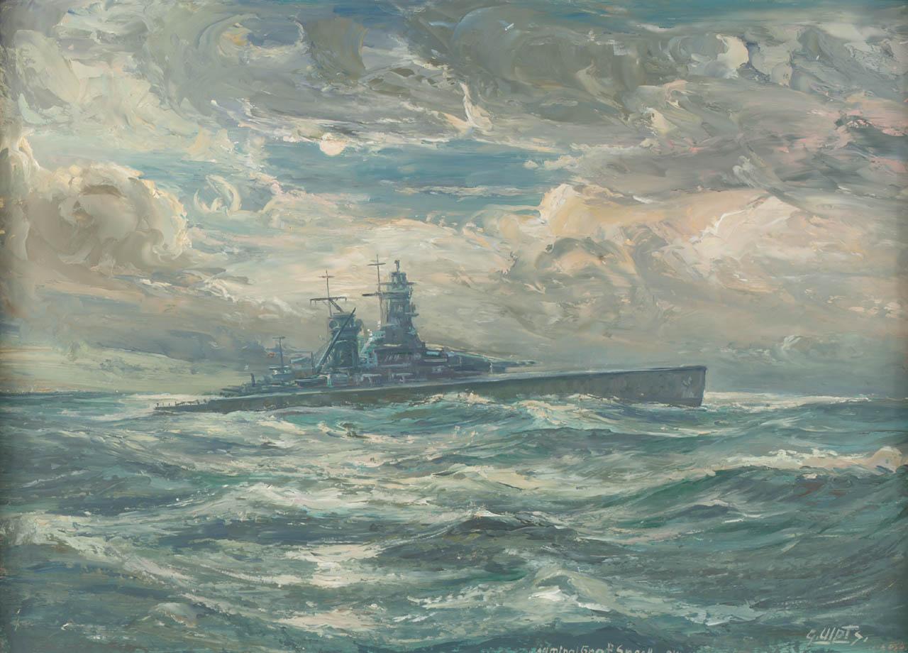 адмирал шпее