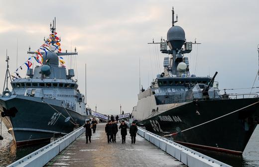 адмирал шапошников