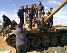 переворот в ливии