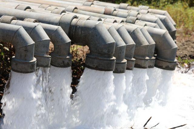 проблема воды в крыму
