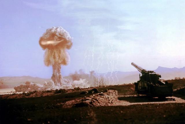 ядерная бомба россии