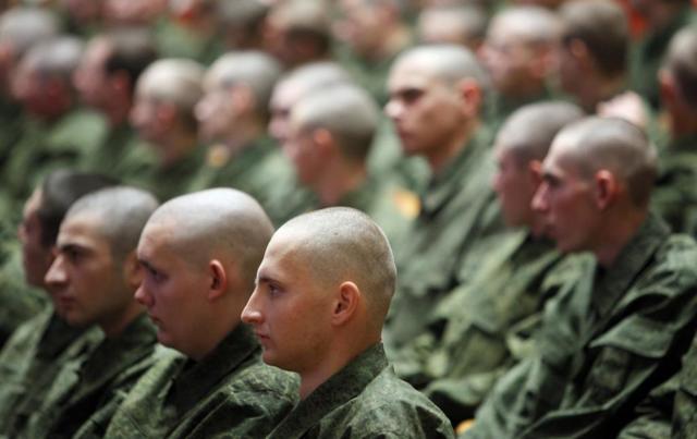 берут ли голубых в армию