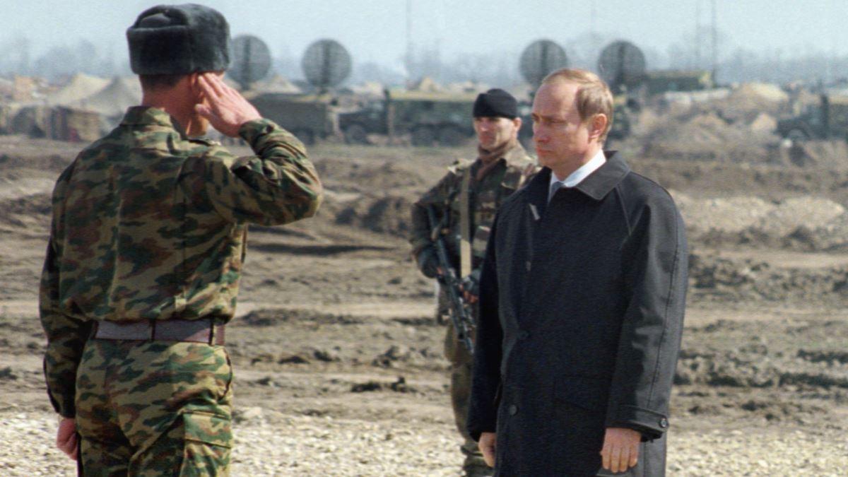 чеченцы режут солдат