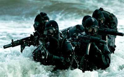 морские котики спецназ сша