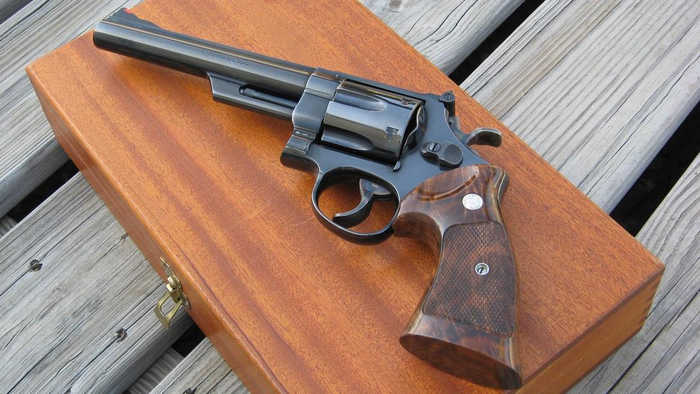 magnum пистолет