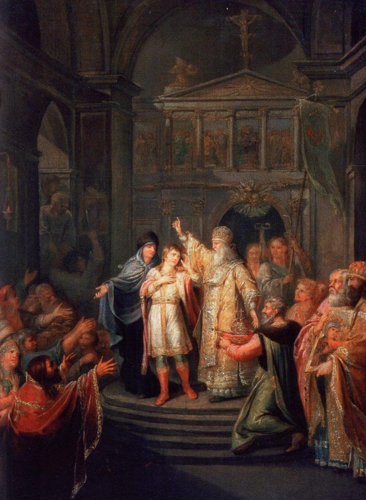 избрание на престол михаила романова дата