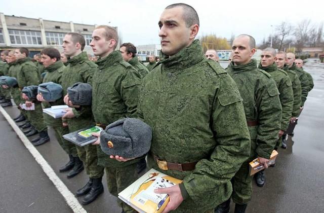 призыв на военные сборы