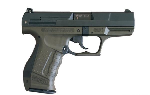самый сильный пистолет