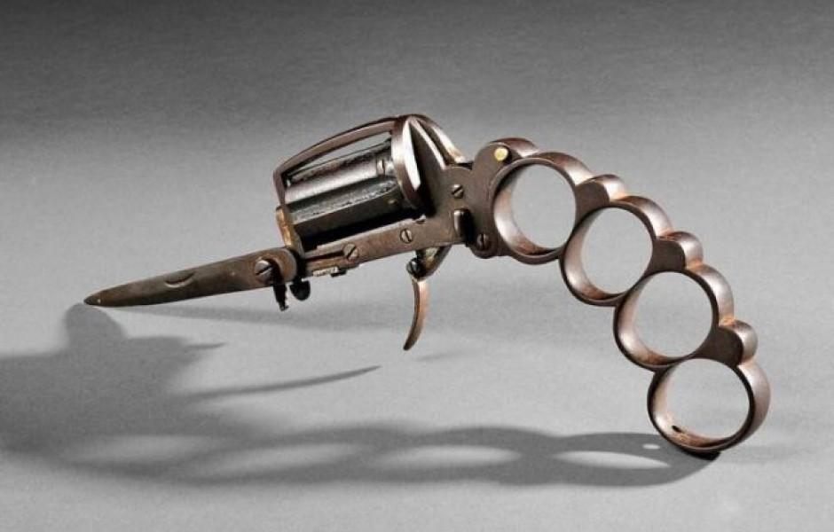 странное оружие