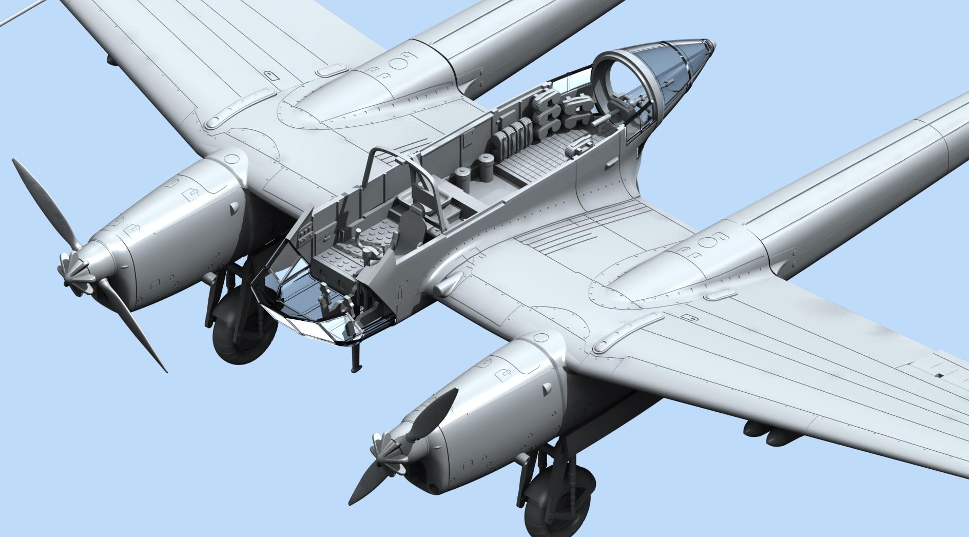 рама самолет