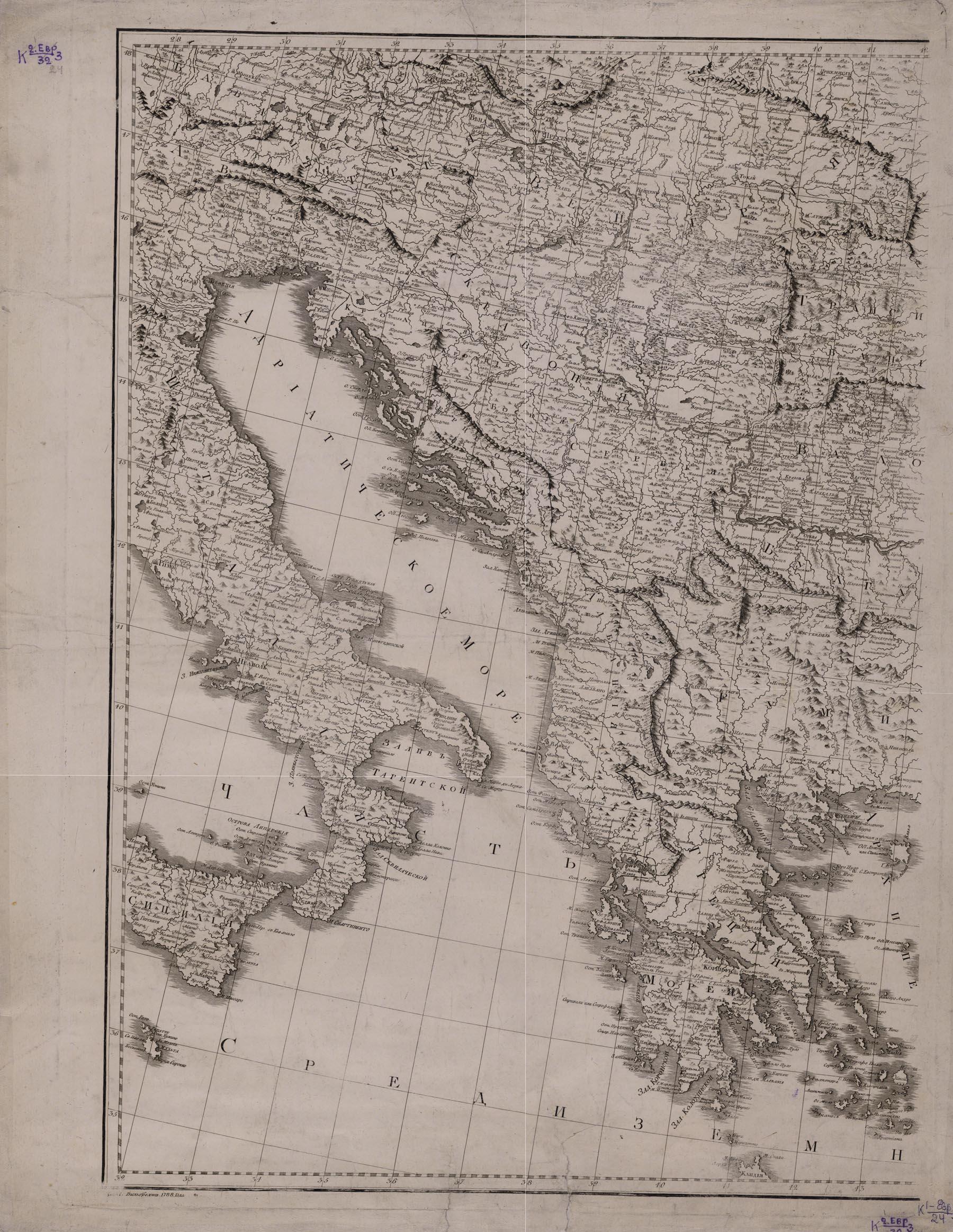 1787 год в истории россии